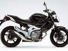 Suzuki SFV 650 Gladius Black Edition
